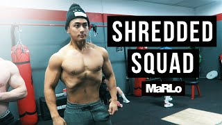 SHREDDED WORKOUT | Festival FOMO + Melbourne Gym Meet-up
