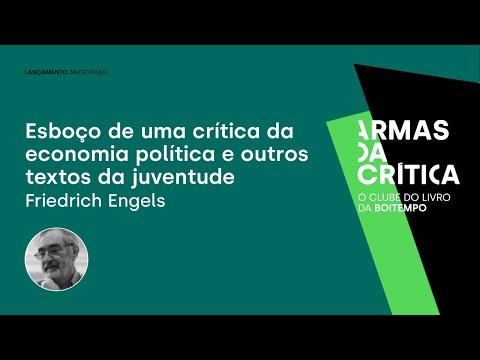 Esboço de uma crítica da economia política e outros textos   José Paulo Netto