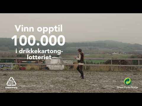 Returkartonglotteriet | Lyst på hest? | Grønt Punkt Norge