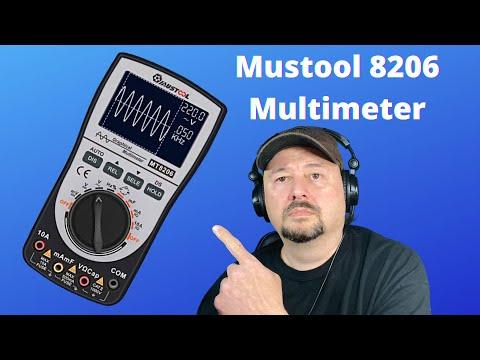 Mustool MT8206 Multimeter Review