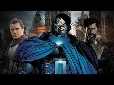 X-Men Apocalypse Will Incorporate 'Much' of Comic - WonderCon 2014 - UCKy1dAqELo0zrOtPkf0eTMw