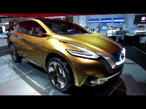 2014 Nissan Resonance Concept - Exterior Walkaround - 2013 Toronto Auto Show - 2013 CIAS - UChI4p4l9OlVJ41c6AYQBtlw