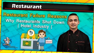 Reasons Behind Restaurants Failure