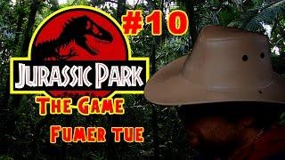 video : Bazar du Grenier Jurassic Park the Game - Fumer Tue - Episode 10 en vidéo