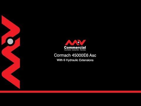 MVCommercial Cormach45000 E6 ASC