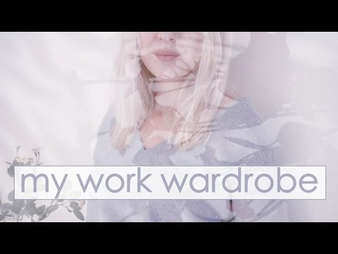 What I wear to work - Lookbook