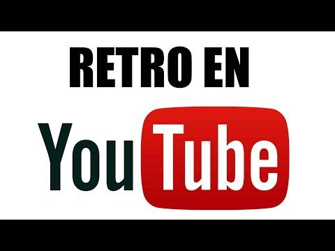DOMINGOS CON JUANJE Y CIA:  RETRO EN YOUTUBE