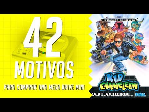 Kid Chamaleon. 42 motivos para comprar una Mega Drive Mini. (36/42)