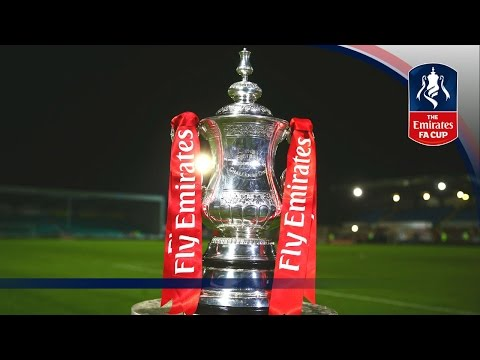Live Draw - 2016/17 Emirates FA Cup 5th Round