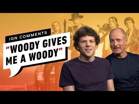 Woody Harrelson and Jesse Eisenberg Respond to IGN Comments - UCKy1dAqELo0zrOtPkf0eTMw