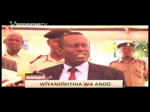 Matemo ma Mutamburuko wa Mohoro (18.02.2019)