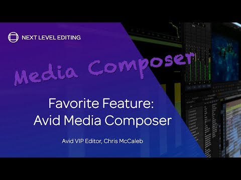 The A-List — Chris McCaleb — Favorite Media Composer Feature