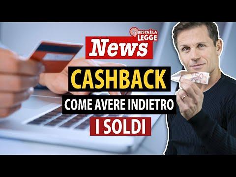 CASHBACK: come avere indietro i soldi dello shopping | avv. Angelo Greco