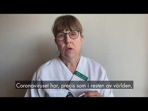 Biträdande smittskyddsläkare Helena Ernlund om det nya coronaviruset