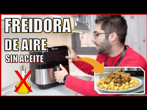 FREIDORA DE AIRE CALIENTE PROSCENIC REVIEW