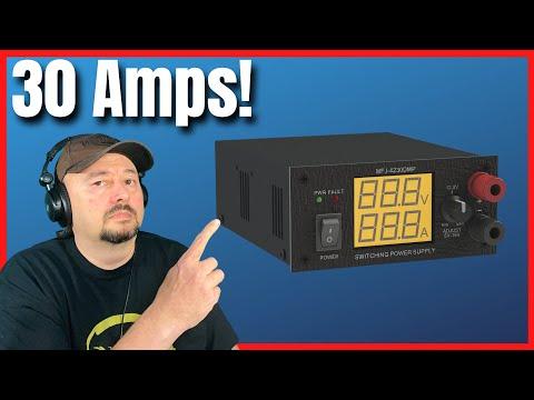 MFJ-4230DMP Power Supply for HAM Radio - TheSmokinApe