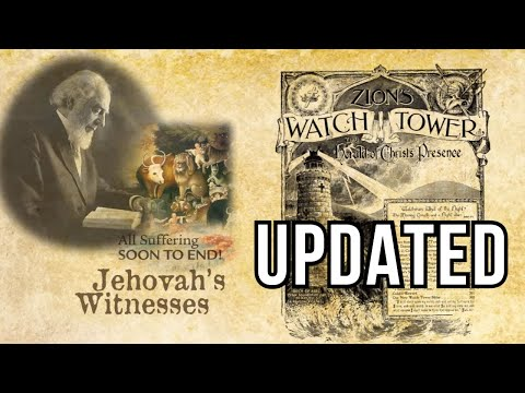 The Shocking Truth Behind Jehovahs Witnesses: Updated
