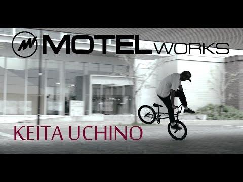 KEITA UCHINO -MOTEL WORKS BMX 2017-