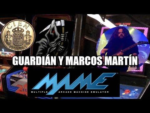 ARCADE: LOS 20 DUROS DE GUARDIAN Y MARCOS MARTIN: MAME GAMEPLAY