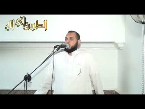وقفات مع سورة آل عمران| الآيات (33-38) | خطبة | د. أحمد عبد المنعم