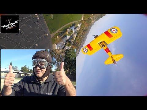 Sunday RC and FPV | E-Flite PT-17 Stearman - UCKqpeIILaupg-SvrIstn-yA