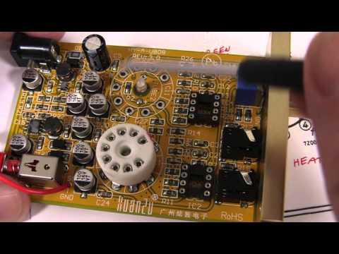 EEVblog #837 - Reverse Engineering A Valve Headphone Amplifier - UC2DjFE7Xf11URZqWBigcVOQ