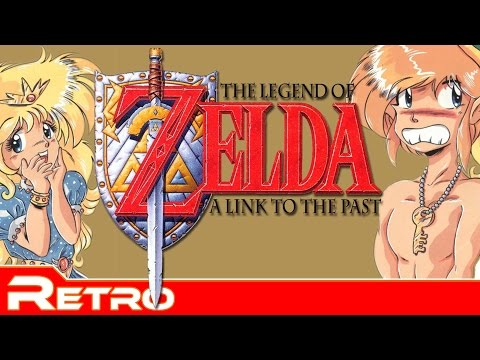Zelda: A Link to the Past (25 aniversario) - Va De Retro (análisis) (#GXvdr 105)