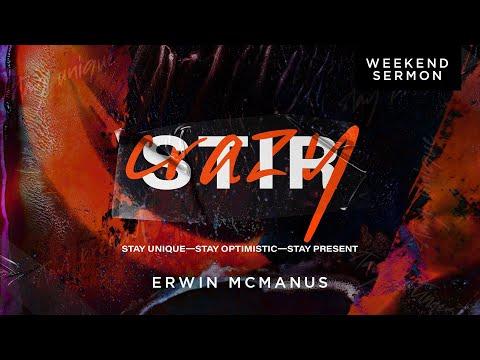 Erwin McManus: Stir Crazy