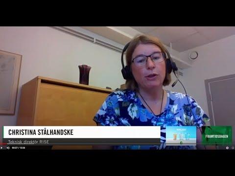 Framtidsdagen2020 Christina Stålhandske