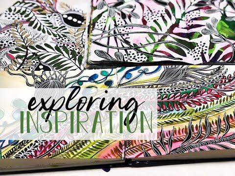 exploring inspiration
