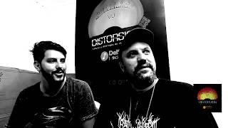 Entrevista a Diego Bragunde (Loboviejo / #Superbombo) en Arena Sonora 2020 (04.02.2020)