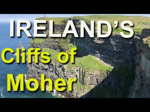Ireland's Cliffs of Moher, complete visit - UCvW8JzztV3k3W8tohjSNRlw