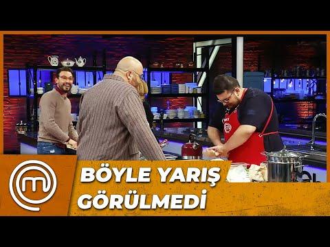 En Eğlenceli Avantaj Oyunu | MasterChef Türkiye 111. Bölüm