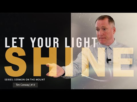 Let Your Light Shine - Tim Conway