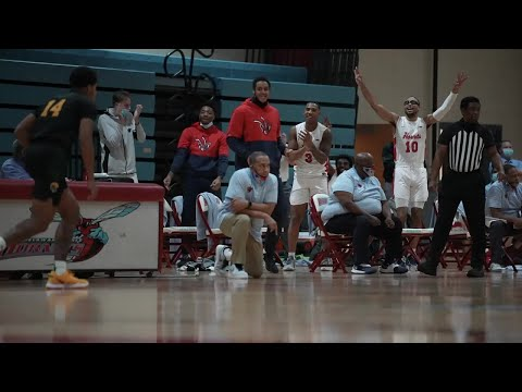 DSU Men's Basketball vs Morgan State University