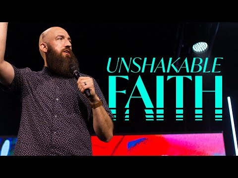 Unshakable Faith  Pastor Daniel Groves  Hope City