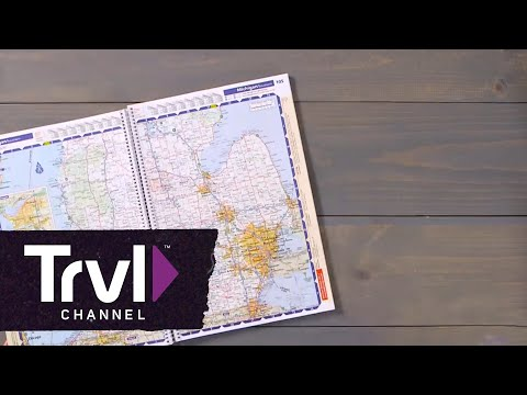 3 Ways to Reuse Travel Maps - Travel Channel