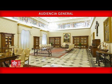 Audiencia General 02 diciembre 2020 Papa Francisco