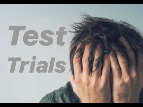Test & Trials