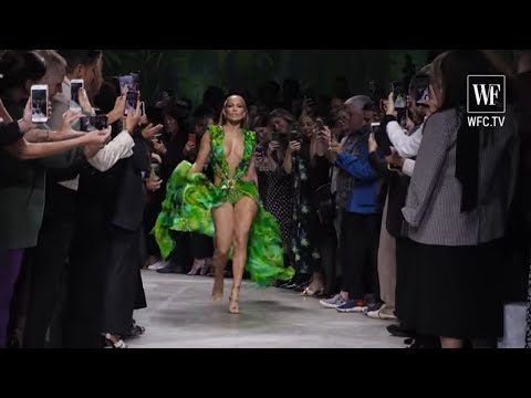 Versace spring-summer 2020 Milan fashion week
