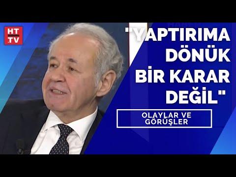 """""""Asıl tehlike 'Soykırım'ı tanıyan yasa tasarısı teklifinin gündeme gelmesi"""" Olaylar ve Görüşler"""