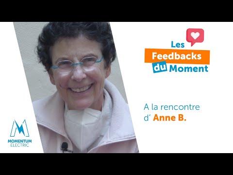 Les Feedbacks du moment - A la rencontre d'une grand-mère #momentumaddict