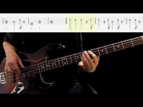 Bass TAB: The Long And Winding Road - The Beatles