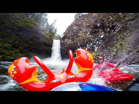 GoPro: Lobster Waterfall with Rafa Ortiz