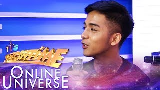 Metro Manila contender Joshua Maliwat shares why he chose to study HRM | Showtime Online Universe