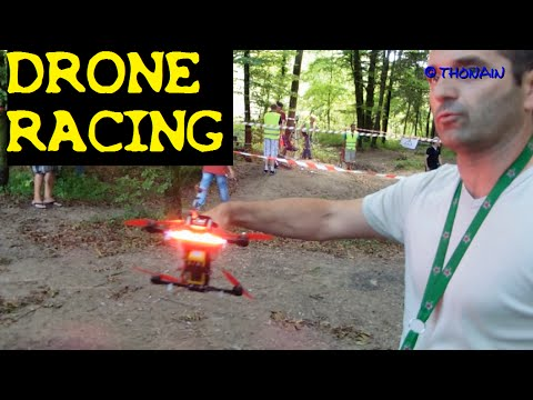 FPV RACING COURSE DE DRONES - ORIGINE DU PARIS DRONE FESTIVAL ou DUBAI RACE - UC4ltydtTT9HwtUI9l0kpf2Q