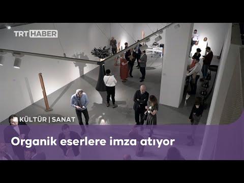Türk sanatçının eserleri Rusya'da