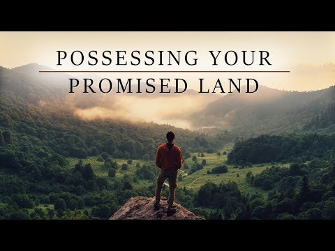POSSESSING YOUR PROMISED LAND - BIBLE PREACHING  PASTOR SEAN PINDER