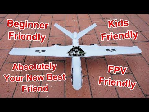 Mini RC Predator MQ9 Reaper EPP Glider RC Airplane RTF Built in Gyro - UCsFctXdFnbeoKpLefdEloEQ