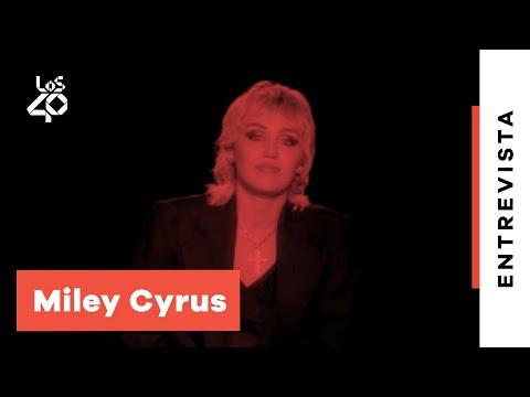 MILEY CYRUS: Así SE SINTIÓ cuando DEBBIE HARRY (BLONDIE) dio su OK a la versión de 'HEART OF GLASS'